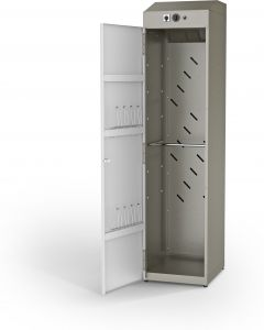 Group locker for clothes (2 – 4 people)