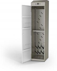 Group locker for clothes and shoes (2 – 4 people).