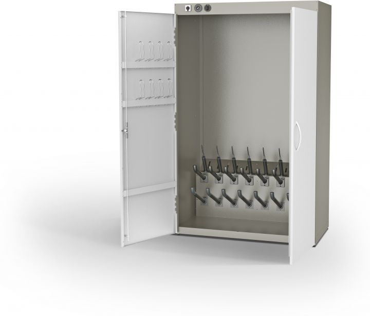 Compact  - Drying locker for 8 complete sets of kit