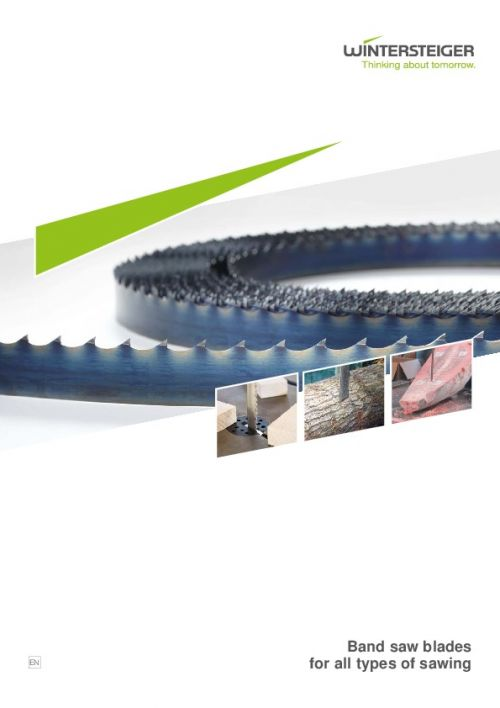 Banso band saw blades