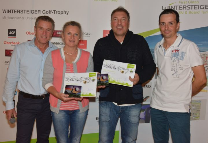 WINTERSTEIGER Golf-Trophy