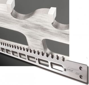 Carbide-tipped scraper saws for thin-cutting frame saws