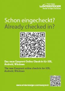 Easyrent Online Check-In