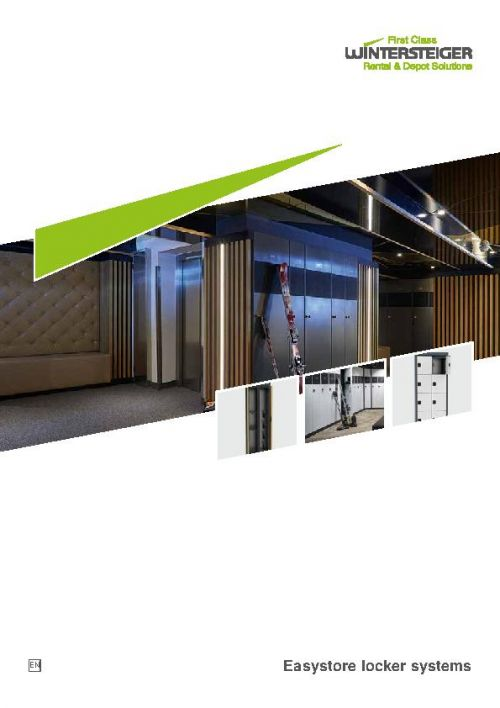 Easystore locker systems (EN)
