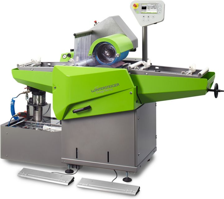 Omega RS 350 The racing stone grinding machine for skis, snowboards and cross country skis.