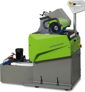 Omega S 350 The stone grinding machine for skis, snowboards and cross country skis
