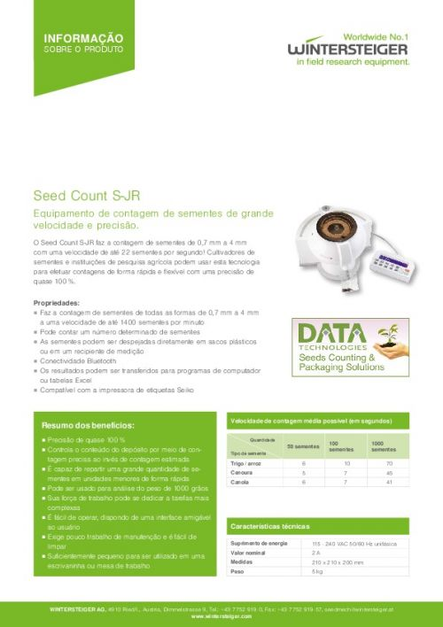 Seed Count S-JR (PT)
