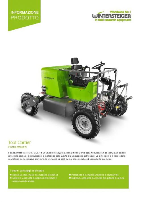 Tool Carrier (IT)
