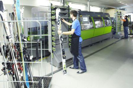 ski tuning machine for sale