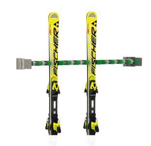 Attractive ski storage system from Wintersteiger