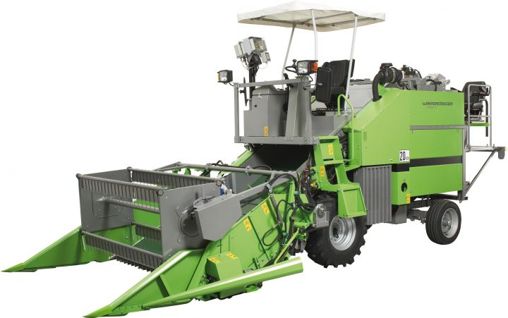 Cibus F Plot forage harvester