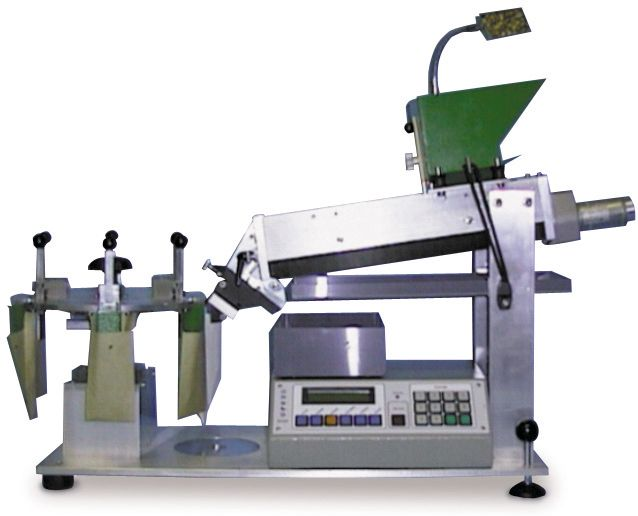 Drello Seed counting and bagging machine