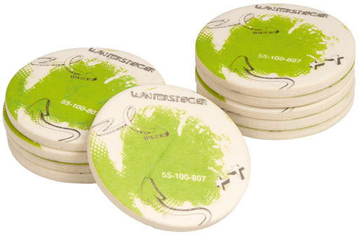 """Air Refresher"" fragrance disks"