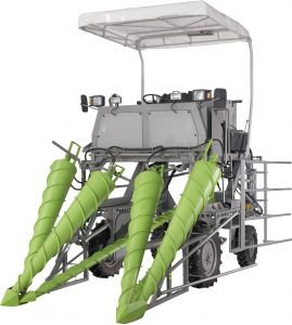 Crop Spider Plot separator and plot swather