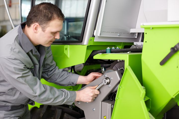 WINTERSTEIGER After Sales Service
