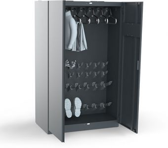 Primus Set 8 Premium Drying locker - Closed drying system for 8 pairs of shoes and 8 pairs of gloves