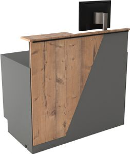 Cash desk  - Furniture for successful transactions.