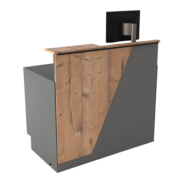 Cash desk 125 Polygon