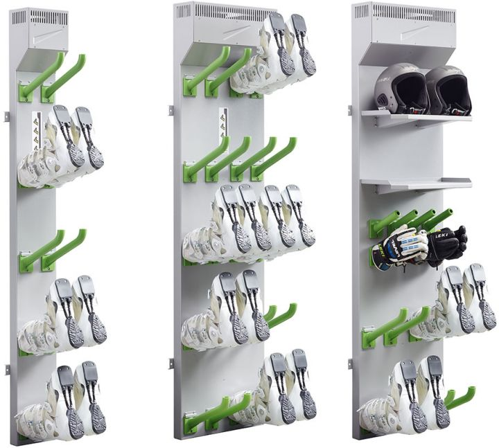 Easystore Flex Wall mount boot dryers