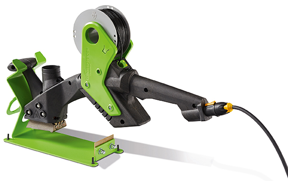 Baseman  - Base repair machine for skis and snowboards.